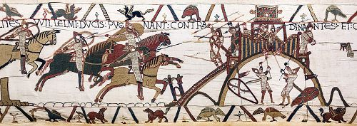 bikever bike hiring rental regions brittany history bayeux william the conqueror dinan conan siege tapestry
