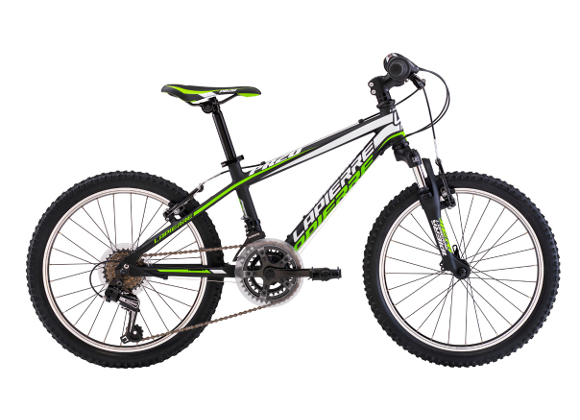 bikever hiring rental bike kids mtb lapierre prorace 20 inches