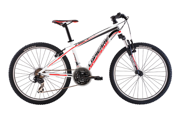 bikever hiring rental bike kids mtb lapierre prorace 24 inches