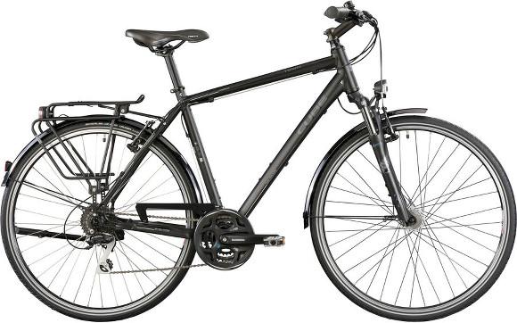 bikever hiring rental bike adult trekking cube town men