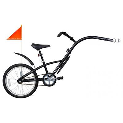 bikever velo location accessoire velo suiveur tag along