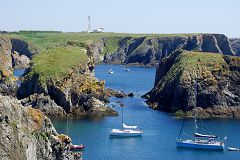bikever bike hiring rental regions brittany places cities unusual landscape sea land island belle ile mer